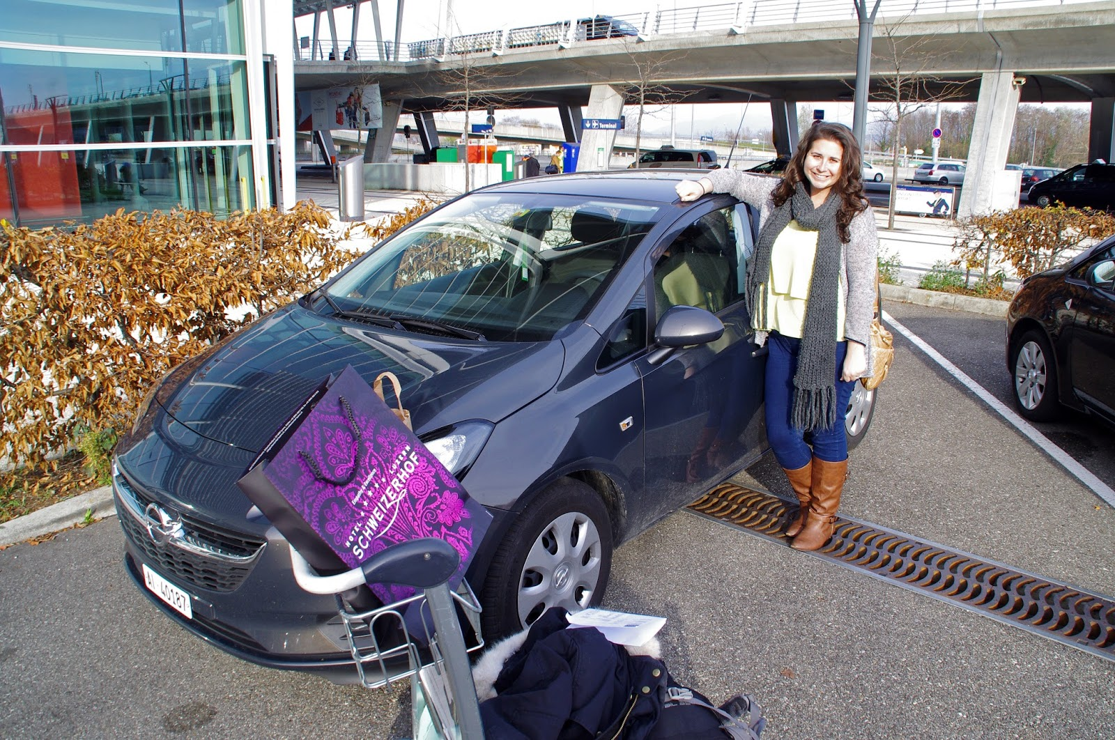 Car Hire Basel Airport Switzerland