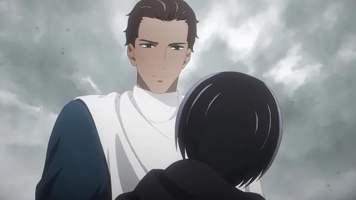 Requiem por el rey de la rosa (Baraou no Souretsu) anime