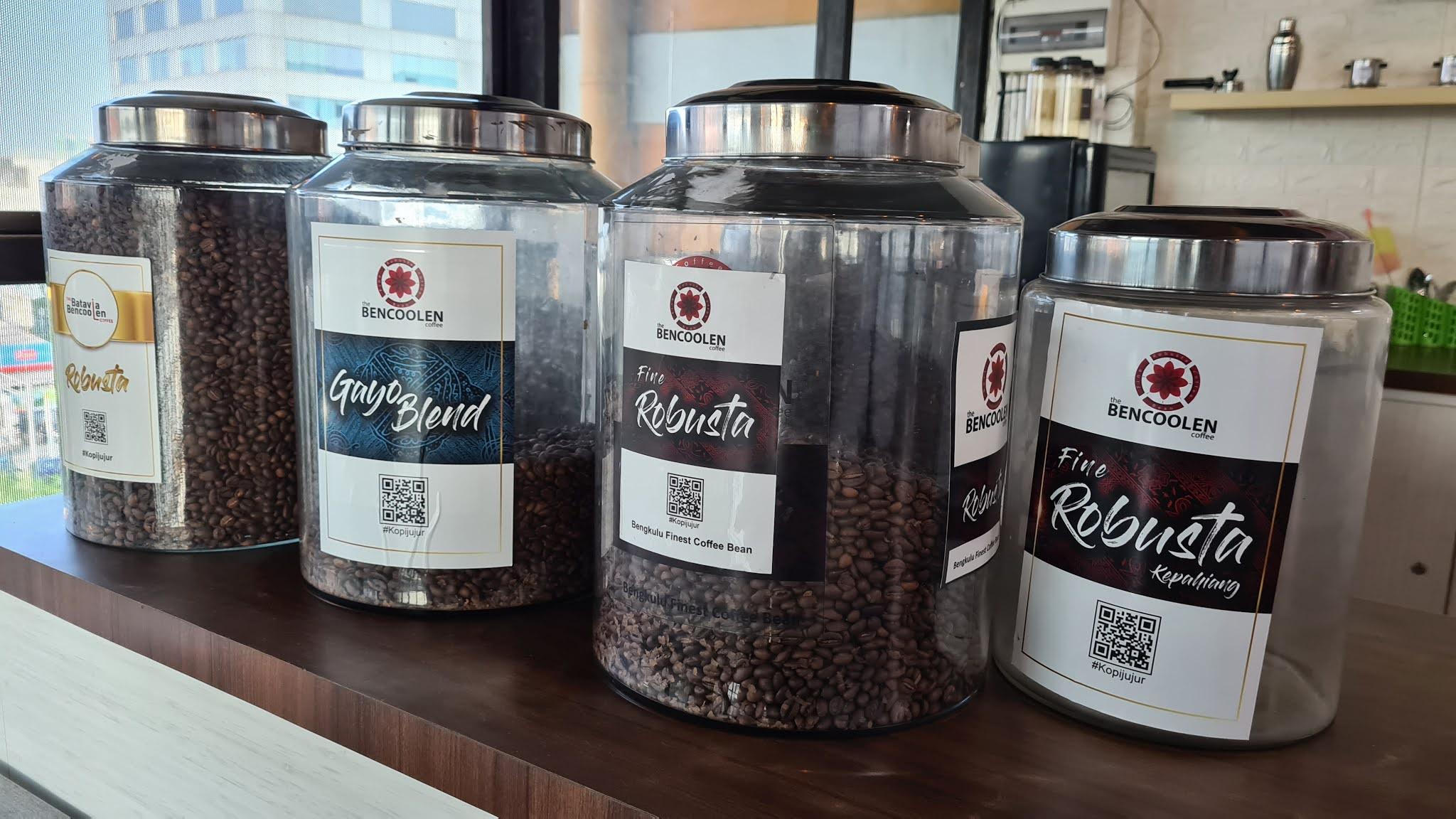 REVIEW COFFEE SHOP DI JAKARTA PUSAT: BENCOOLEN COFFEE