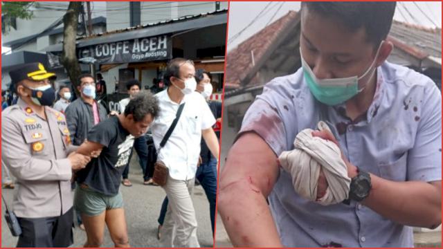 Polisi Periksa Kejiwaan Tetangga yang Tikam Anggota TNI di Jakarta Timur