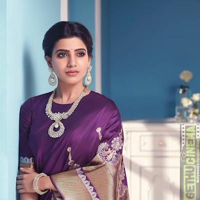 Samantha Akkineni Saree Images, mobile wallpapers hd download, pics of actress