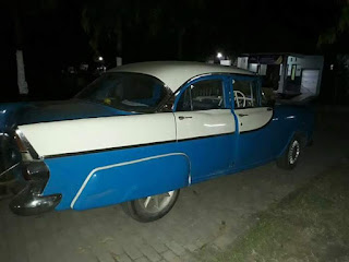 Sedan klasik Holden Special 1960