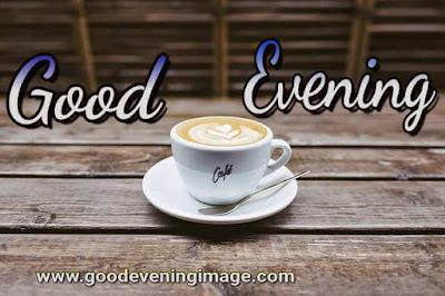 Beautiful good evening images with tea