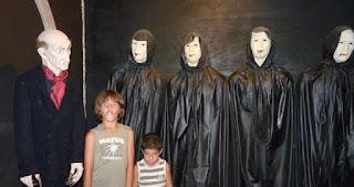 Museo de los Vampiros de San Marino.