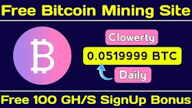New Free Bitcoin Mining Website 2020 New Free Cloud Mining Website 2020