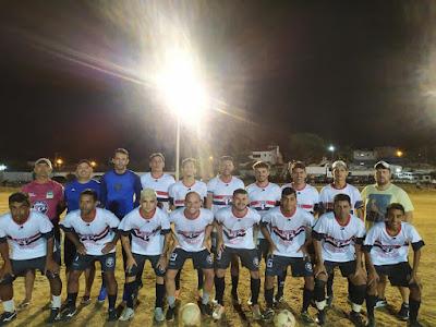 Equipe do São Paulo de São J. do Cariri vence primeiro amistoso em preparação para a Copa Cariri Integração 2020