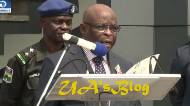 CCT Charge: You can't stop Onnoghen's trial, AGF tells court