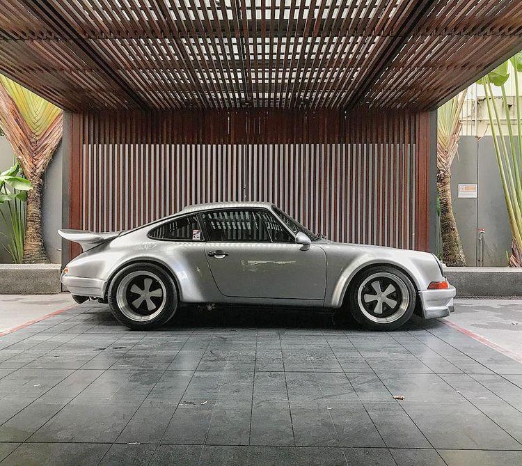 03 Porsche 964 Sinatra