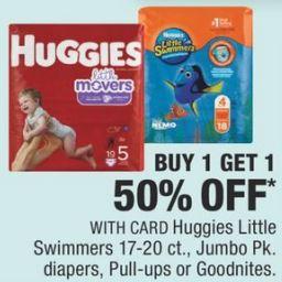 Huggies Little Swimmers CVS Deals