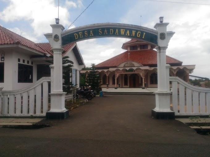 Warga Desa Sadawangi Pertanyakan Proyek Bantuan Gubernur Tahun 2020