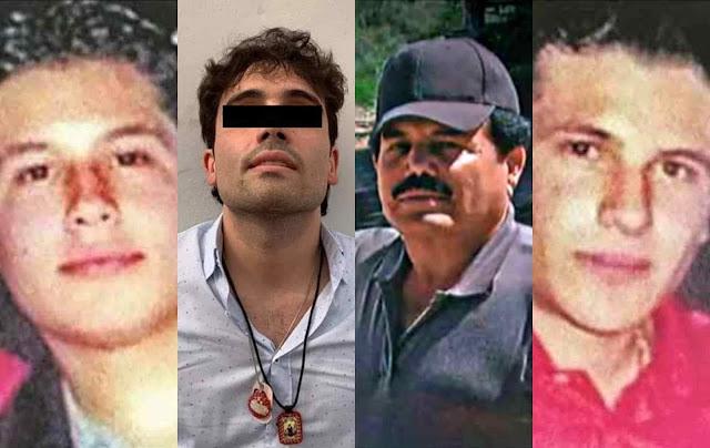 Así es el origen de La Guerra entre El Mayo Zambada con Los Chapitos