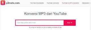 cara download lagu youtube ke mp3