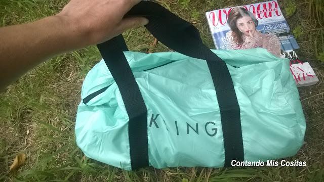 bolsa kling woman septiembre 2016