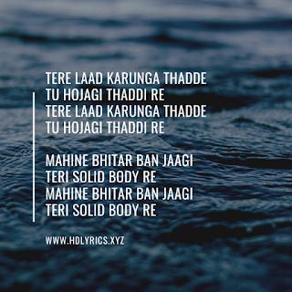 Solid Body song lyrics Ajay hooda