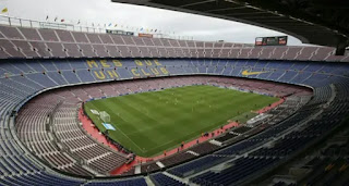 Barcelona have worse defensive record at Camp Nou than away in 20/21