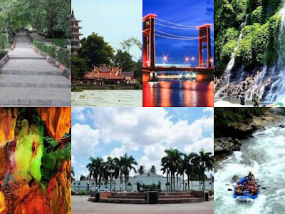 tempat wisata menarik di sumatera selatan