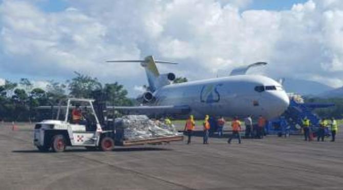 Envía Cuba a Honduras ayuda humanitaria procedente del exilio