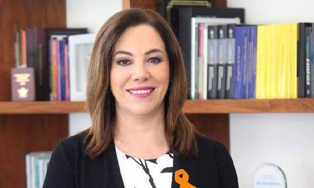 Blanca Lilia Ibarra Cadena, nueva comisionada presidente del INAI. Facebook