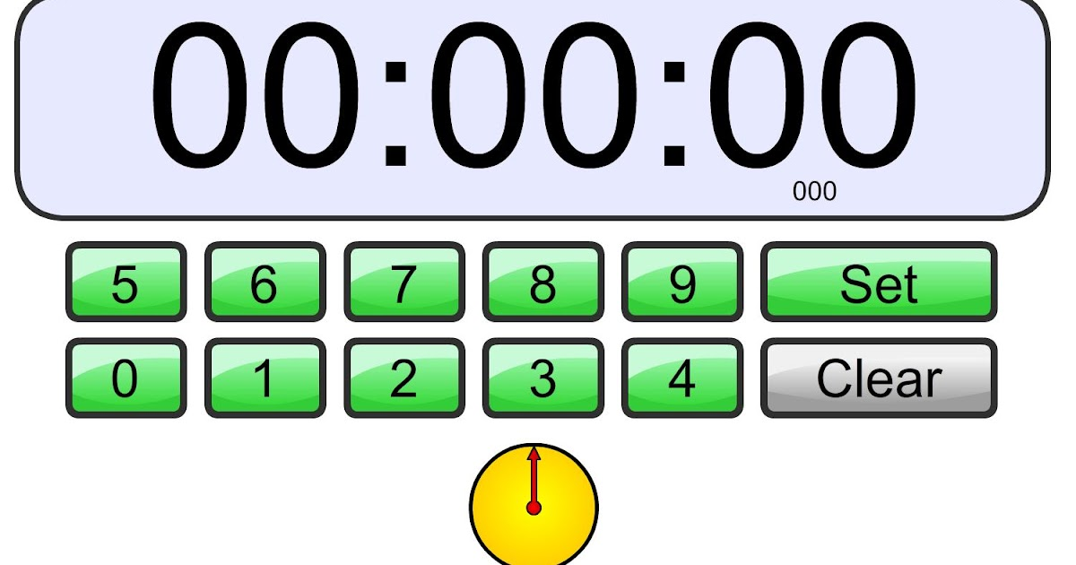 Let's Talk Speech and Language: Online Stopwatch