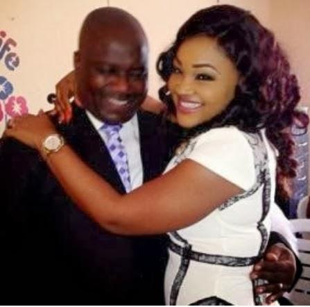 mercy aigbe weds husband