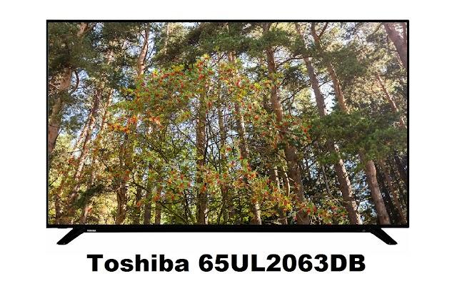 Toshiba 65UL2063DB 4k TV