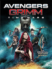 pelicula Las Vengadores de Grimm: Tiempos de Guerra (2018)