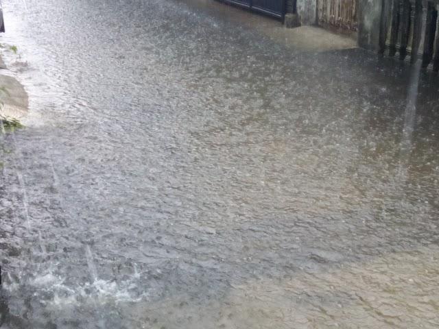 Periode 18 – 24 Oktober 2020 Curah Hujan dengan Intensitas Lebat Berpotensi Landa Jawa Barat