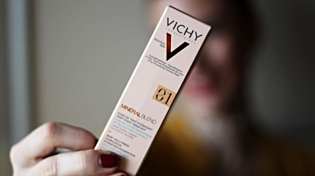 Vichy Mineral Blend make-up