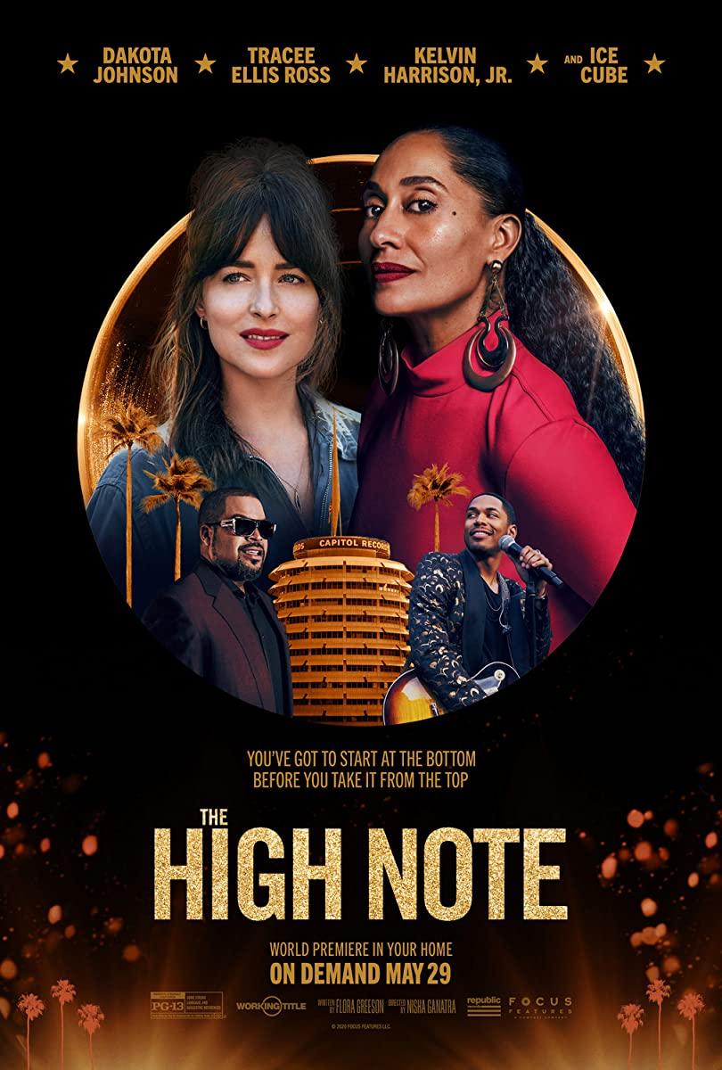 مشاهدة فيلم The High Note 2020 مترجم