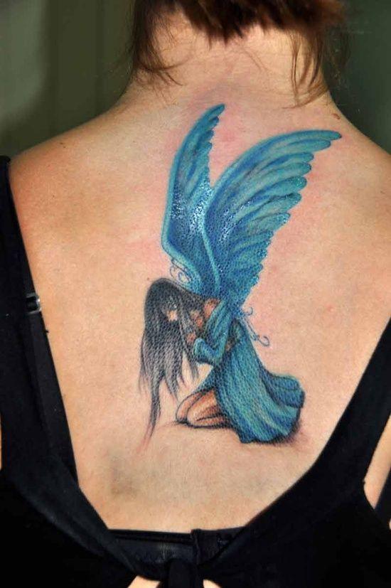 Tatuajes Super Sexys En La Espalda Para Mujeres Belagoria La Web