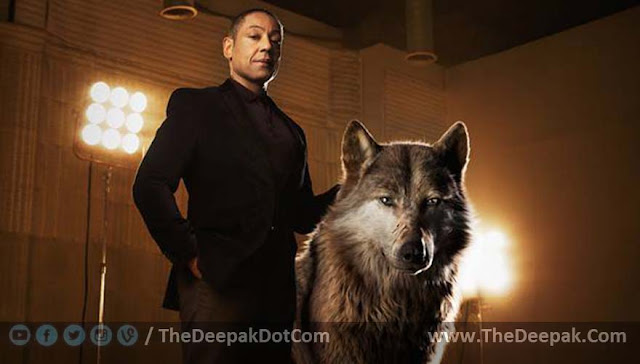 The Jungle Book 04 - Akela The Wolf Voiced by Giancarlo Esposito
