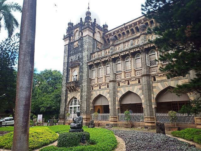 Chhatrapati Shivaji Maharaj Vastu Sangrahalaya (Museum) building