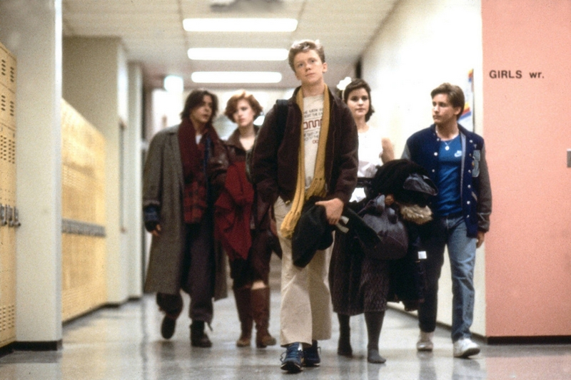 The Breakfast Club (1985).
