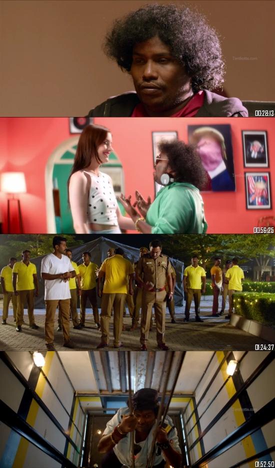 Gurkha 2019 Hindi Dubbed 720p 480p Full Movie Download