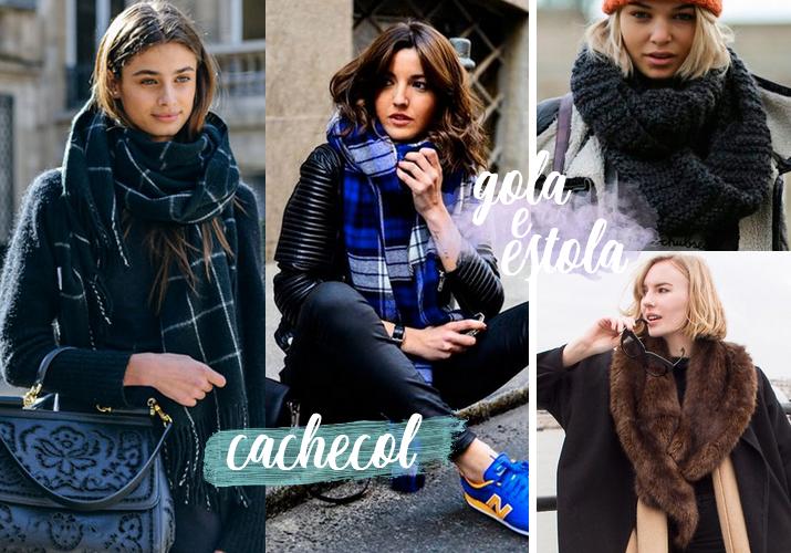 Qual a diferença entre echarpe e cachecol?