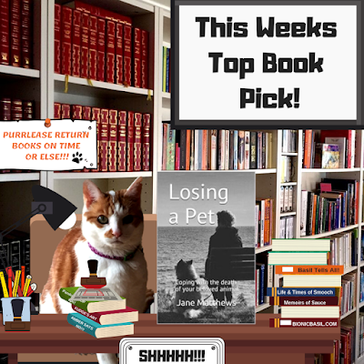 Amber's Book Reviews What Are We reading This Week - Losing a Pet ©BionicBasil®
