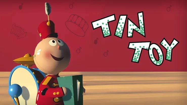 Pixar история компании