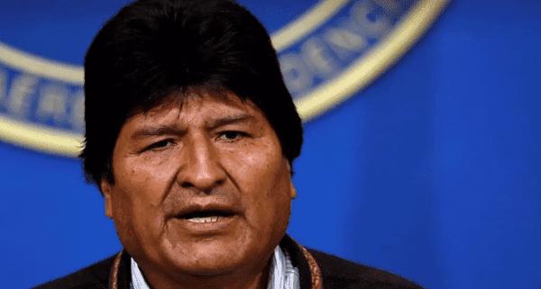 Evo Morales afirma que EE.UU. criminaliza a Gobierno venezolano