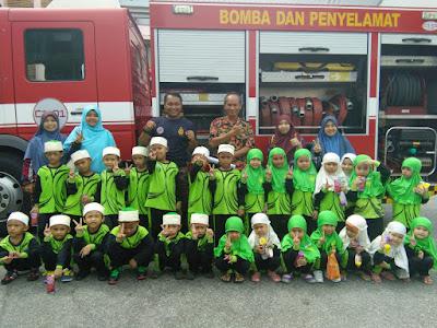 rombongan abang bomba