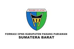 Formasi CPNS Kabupaten Pesisir Selatan Tahun 2019