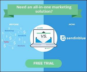 Sendinblue Review 2020 -All in one Email Solution for Small Business