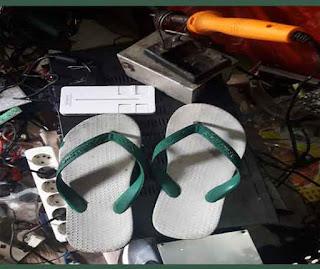 Fakta Unik Sandal Jepit