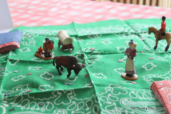 Cowboy Birthday Party Decorations and Ideas