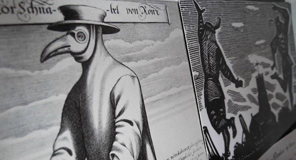 La llegada y propagación de la peste negra en Europa
