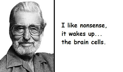 """Dr. Seuss Quotes About Brain Cells"""