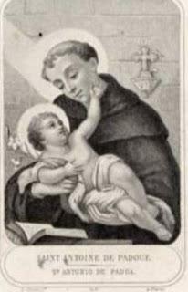 religion catholique saint sainte antoine