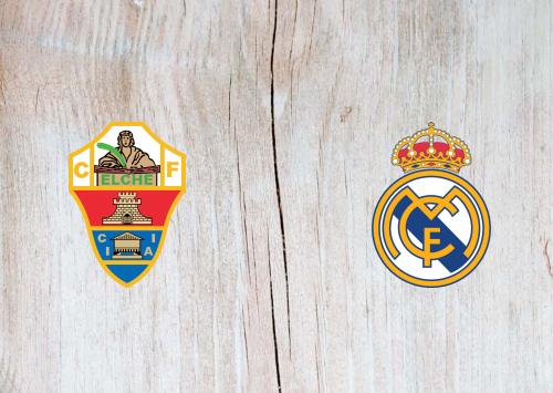 Elche vs Real Madrid -Highlights 30 December 2020