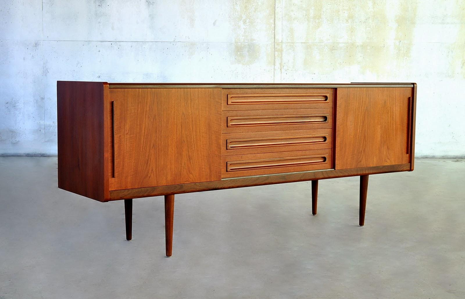 Danish Modern Desk