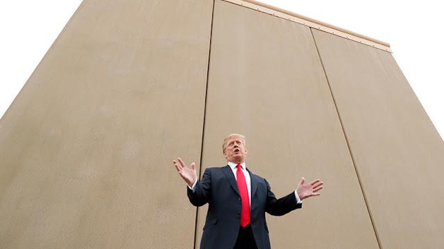 Trump dice que habrá cierre de Gobierno en EE.UU. si los demócratas no aceptan acuerdo sobre el muro