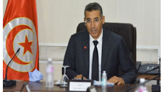 إعفاء توفيق شرف الدين وزير الداخلية من مهامه